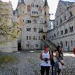 Německo - Neuschwanstein 2014