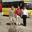 Na zájezdu pěveckého sboru v Cholticích. srpen 2014