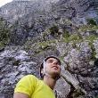 Seewand Klettersteig - u nástupu
